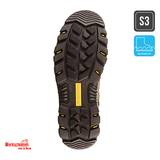 Buckler Boots BSH009BR waterdicht werkschoenen S3 Zool