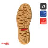 Buckler Boots DUKEbr S3 gympen zool