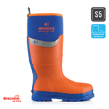 Buckler Boots BBZ6000OR S5 werklaarzen oranje blauw