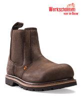 Buckler Boots instapper B1150SM bruin leder