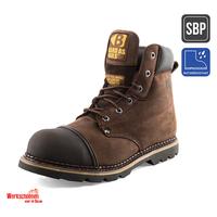 Buckler Boots B301SM werkschoenen met SNUB kruipneus