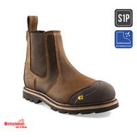 Buckler Boots leren instappers B1990SM
