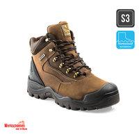 Buckler Boots BSH002BR S3 waterdichte werkschoenen