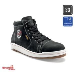 Werkschoenen Sneakers S3.Buckler Safety Sneakers Buckler Boots Victory Zwart Model