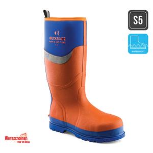Buckler Boots BBZ6000OR S5 werklaarzen oranje