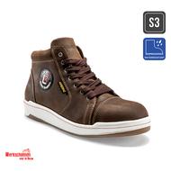 Buckler LargoBay Venture S3 sneaker bruin