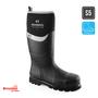 Buckler veiligheidslaarzen BBZ6000BK zwart waterdicht