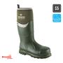Buckler BBZ6000GR groene waterdichte S5 veiligheidslaarzen